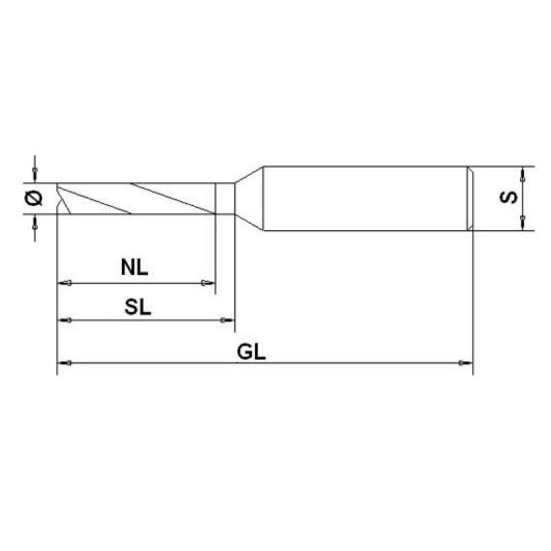 BGS Magnethalter Halter magnetisch Schiene Nüsse Steckschlüsselleiste 1//2